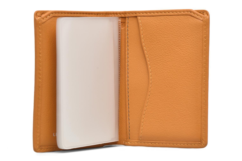 VALENTINE Porte-cartes anti-RFID Jaune