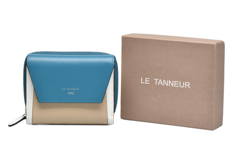 Punge og etuier Le Tanneur LILY Porte-monnaie zippé Multi detaljeret billede af skoene