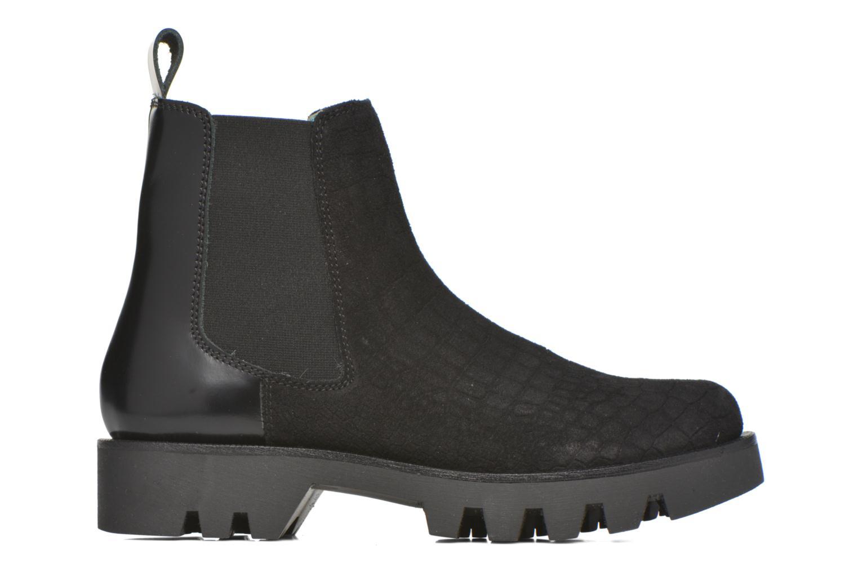 Bottines et boots Apologie Roger Noir vue derrière