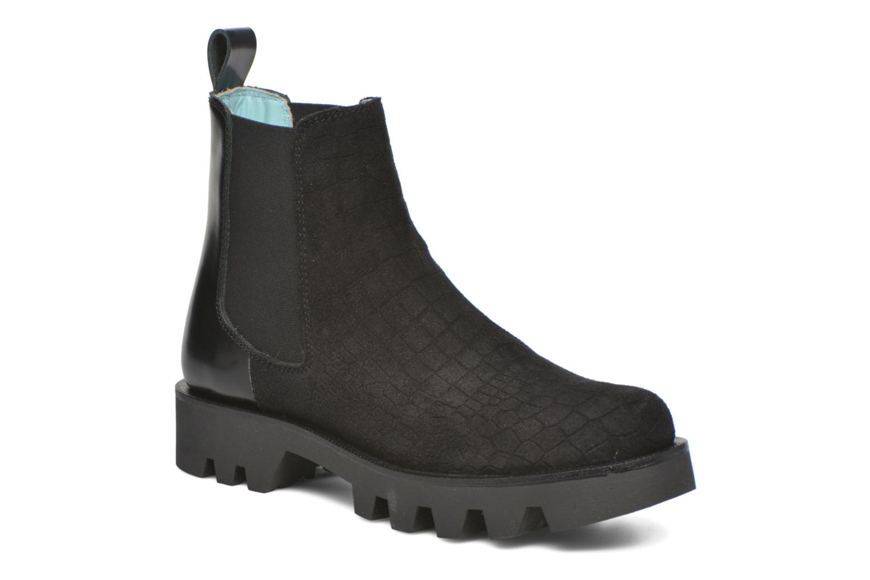 Apologie Roger (Noir) - Bottines et boots chez Sarenza (286127)