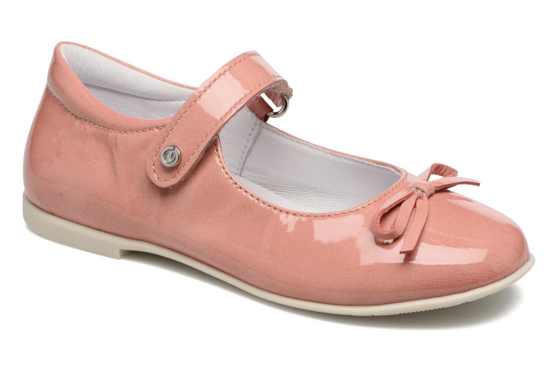 Ballerinas Naturino Alissa 4524 rosa detaillierte ansicht/modell