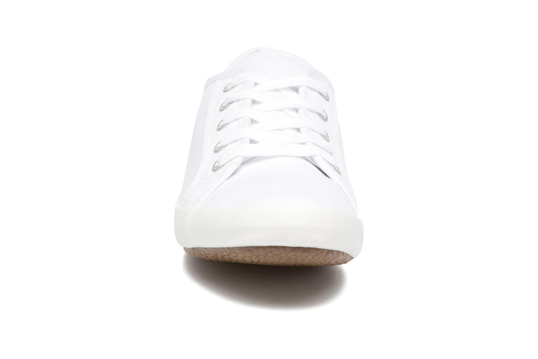 Baskets I Love Shoes GOLCAN Blanc vue portées chaussures