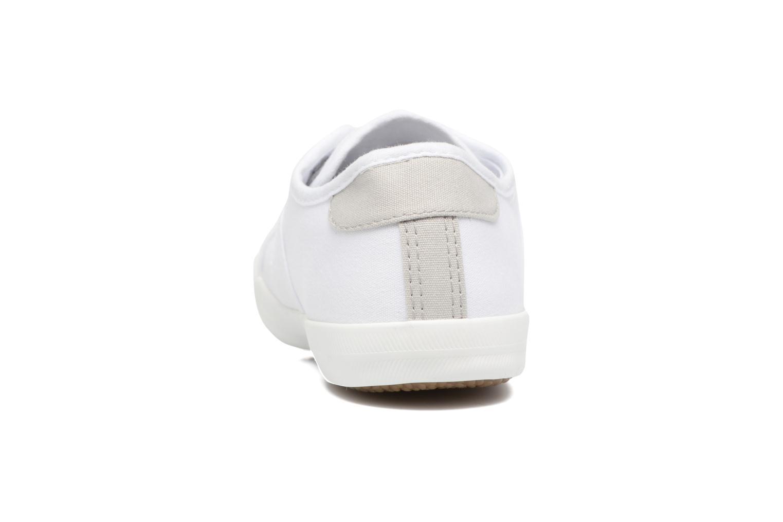 Baskets I Love Shoes GOLCAN Blanc vue droite