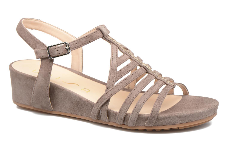 Grandes descuentos últimos zapatos Unisa Betis (Beige) - Sandalias Descuento