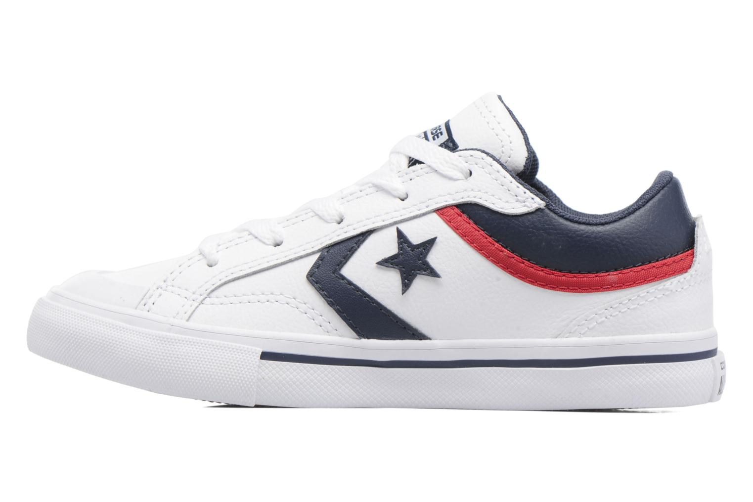 Pro Blaze Ox White/Athletic Navy/Casino