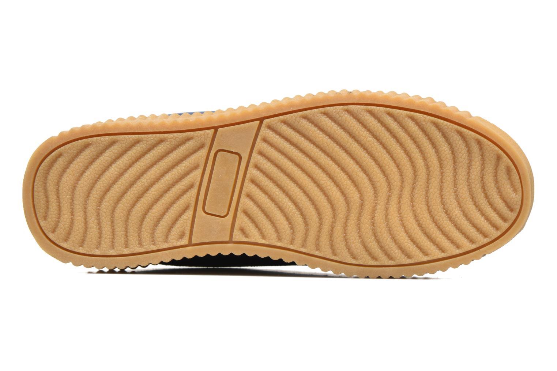Baskets I Love Shoes Xumi Bleu vue haut