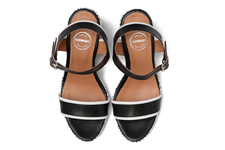 Sandaler Made by SARENZA Pastel Belle #10 Sort se skoene på