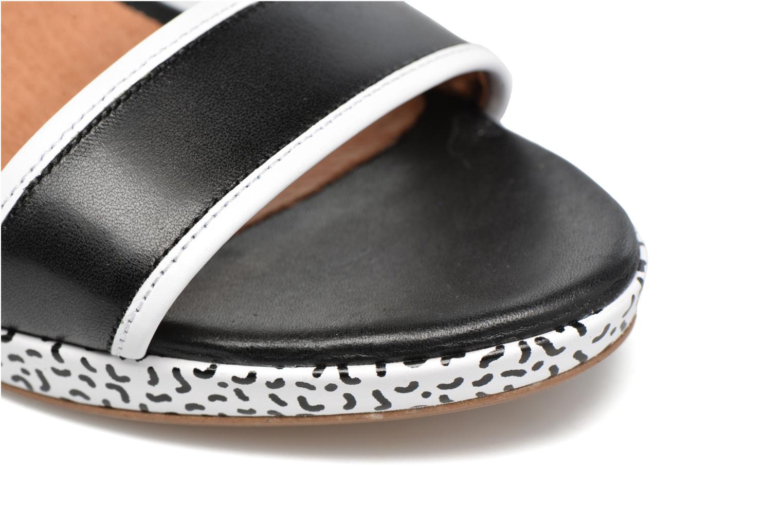 Sandales et nu-pieds Made by SARENZA Pastel Belle #10 Noir vue gauche
