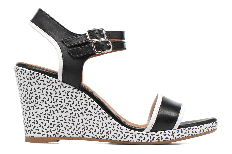 Sandaler Made by SARENZA Pastel Belle #10 Sort detaljeret billede af skoene