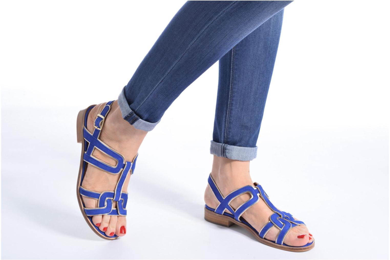 Sandaler Made by SARENZA Frida Banana #3 Blå se forneden