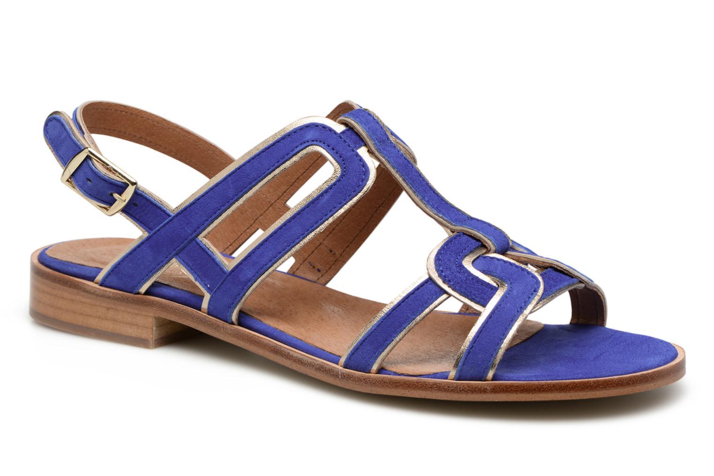 Sandales et nu-pieds Made by SARENZA Frida Banana #3 Bleu vue droite