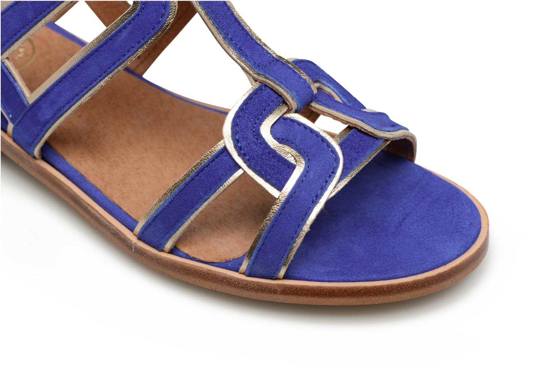 Sandaler Made by SARENZA Frida Banana #3 Blå se fra venstre