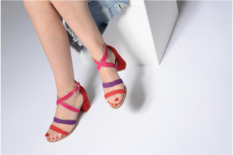 Sandali e scarpe aperte Made by SARENZA Bombay Babes Sandales à Talons #2 Multicolore immagine dal basso
