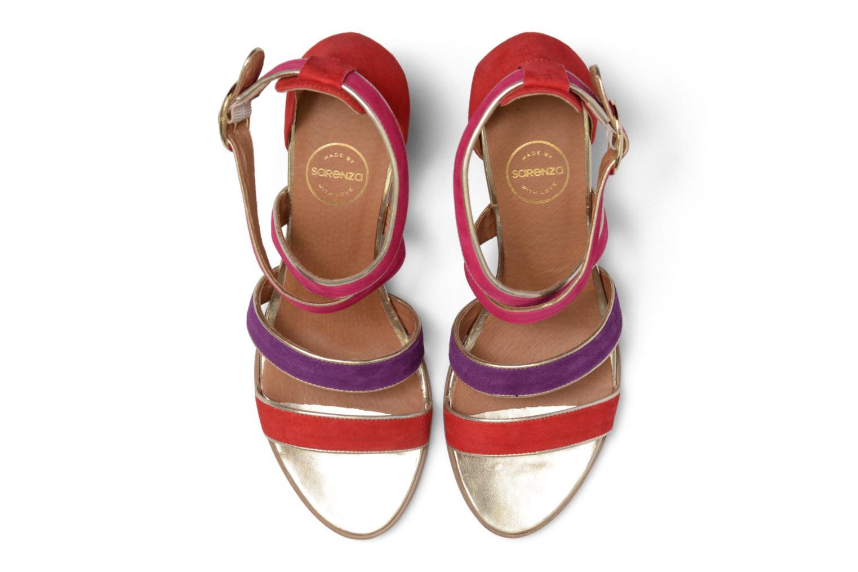 Sandali e scarpe aperte Made by SARENZA Bombay Babes Sandales à Talons #2 Multicolore modello indossato