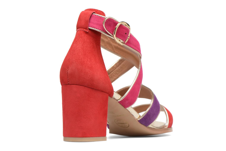 Sandali e scarpe aperte Made by SARENZA Bombay Babes Sandales à Talons #2 Multicolore immagine frontale