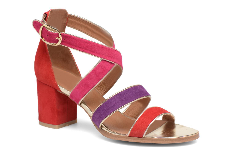 Sandali e scarpe aperte Made by SARENZA Bombay Babes Sandales à Talons #2 Multicolore immagine destra