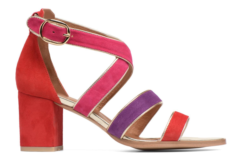 Sandaler Made by SARENZA Bombay Babes Sandales à Talons #2 Multi detaljeret billede af skoene