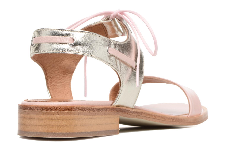 Sandali e scarpe aperte Made by SARENZA Pastel Belle #6 Rosa immagine frontale