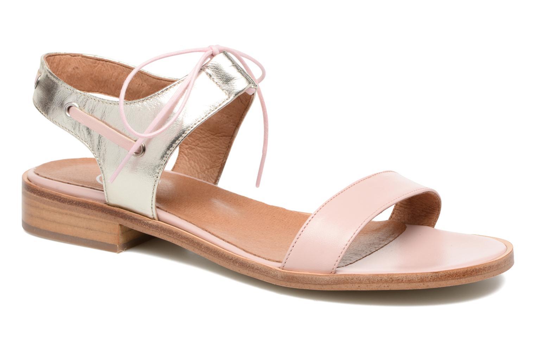Sandalias Made by SARENZA Pastel Belle #6 Rosa vista lateral derecha