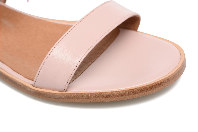Sandali e scarpe aperte Made by SARENZA Pastel Belle #6 Rosa immagine sinistra