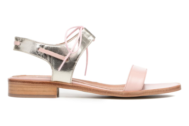 Sandalias Made by SARENZA Pastel Belle #6 Rosa vista de detalle / par