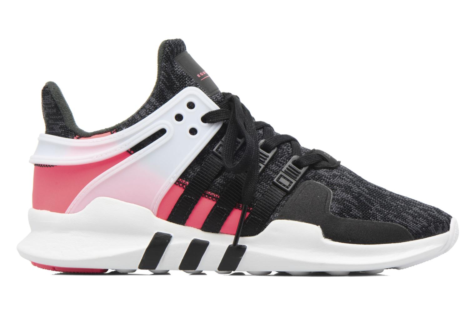 Baskets Adidas Originals Eqt Support Adv J Noir vue derrière
