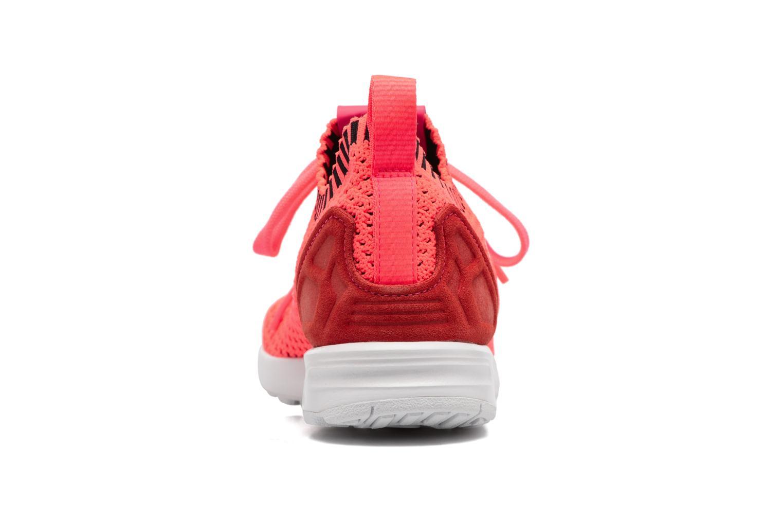Baskets Adidas Originals Zx Flux Pk J Rose vue droite