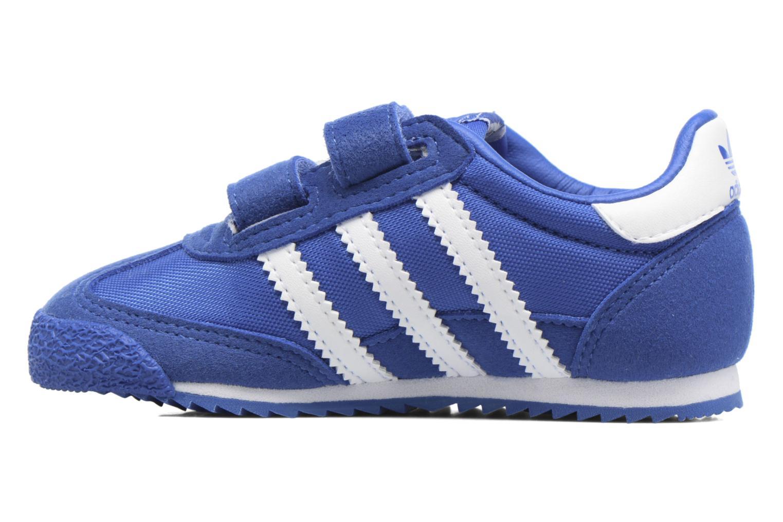 Baskets Adidas Originals Dragon Og Cf I Bleu vue face