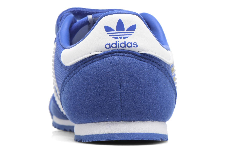 Baskets Adidas Originals Dragon Og Cf I Bleu vue droite
