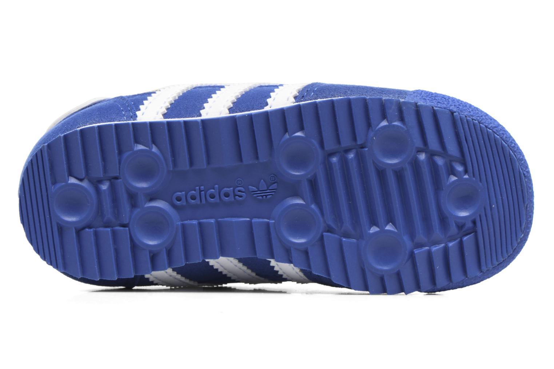 Baskets Adidas Originals Dragon Og Cf I Bleu vue haut