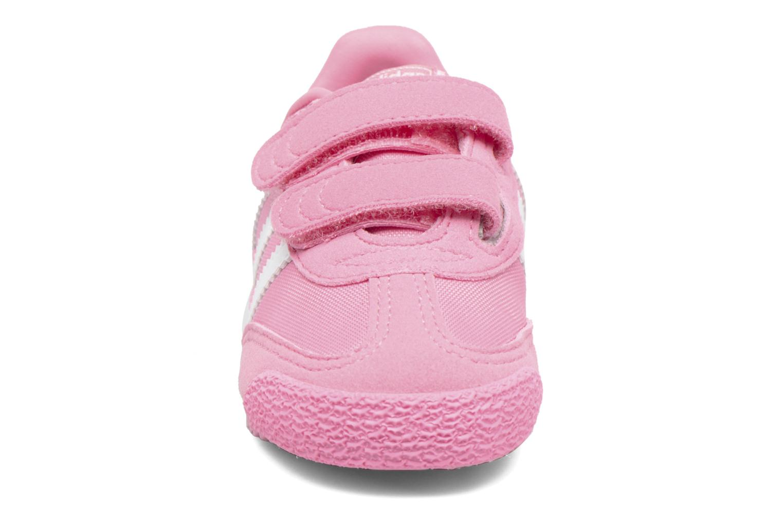 Sneakers Adidas Originals Dragon Og Cf I Roze model