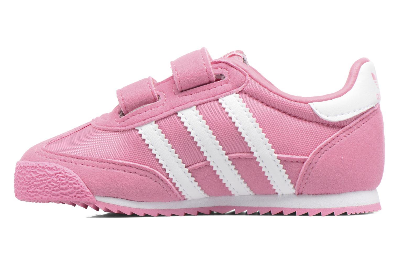 Sneakers Adidas Originals Dragon Og Cf I Roze voorkant