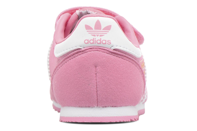 Sneakers Adidas Originals Dragon Og Cf I Roze rechts