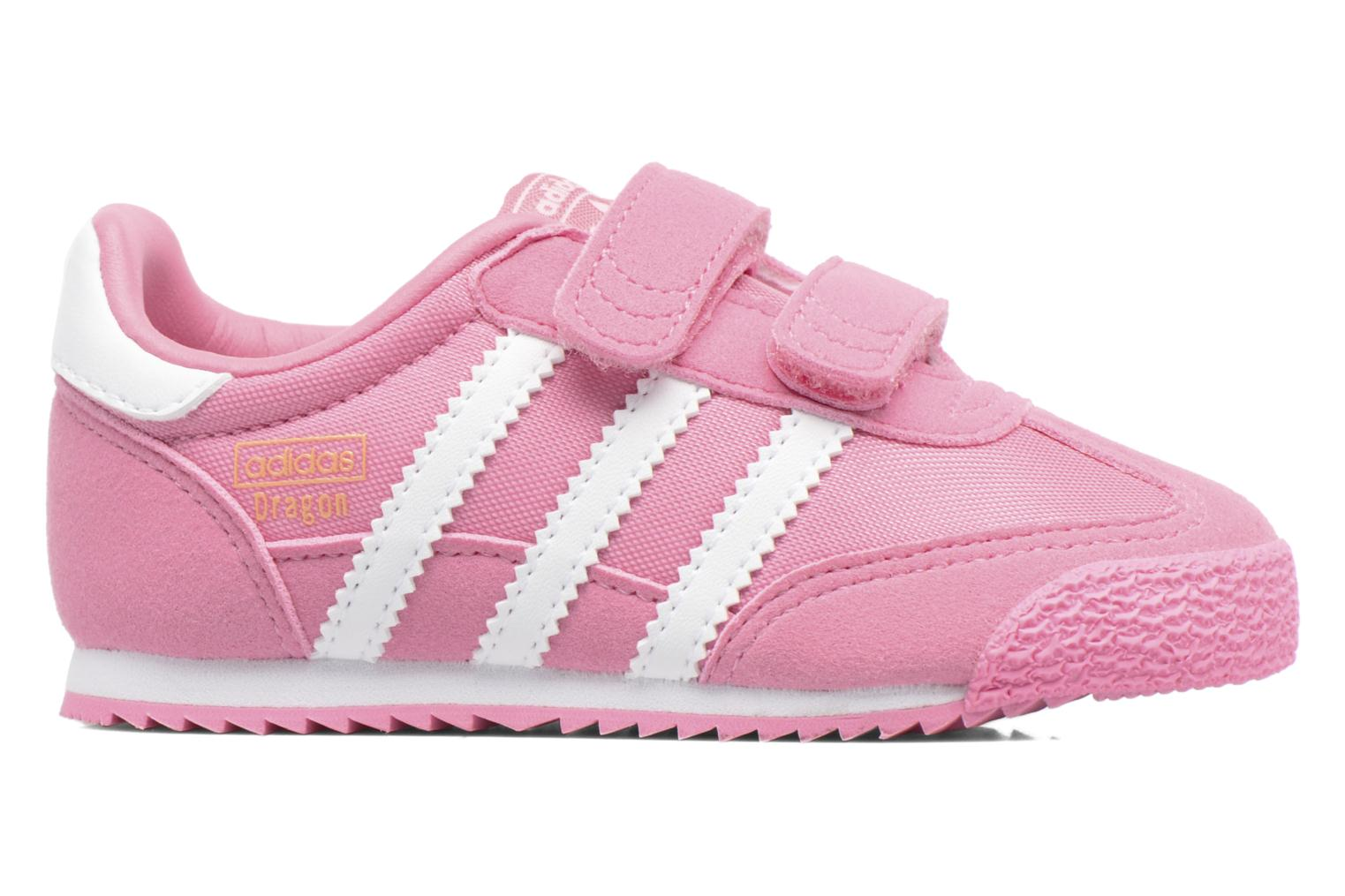 Sneakers Adidas Originals Dragon Og Cf I Roze achterkant