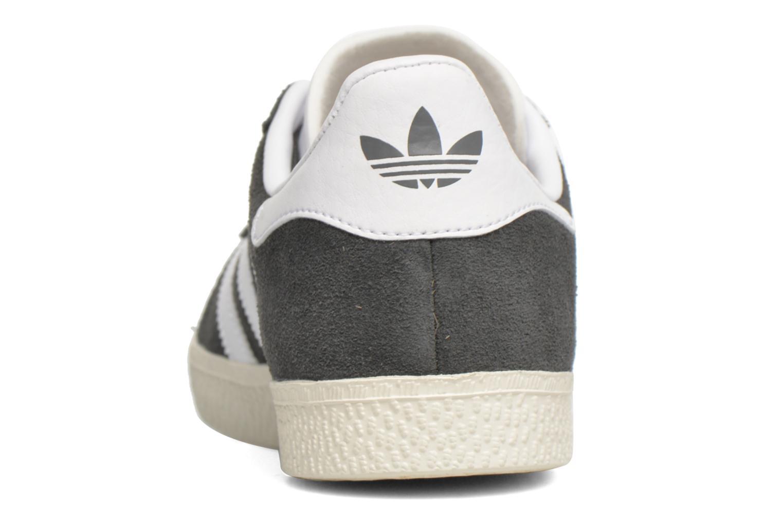 Noiess/Ftwbla/Ormeta Adidas Originals Gazelle J (Noir)