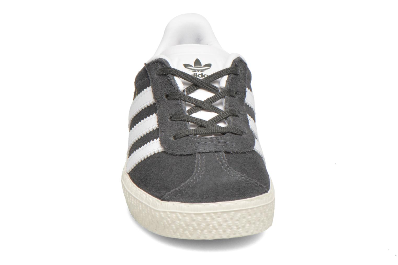 Noiess/Ftwbla/Ormeta Adidas Originals Gazelle I (Noir)