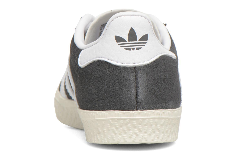 Sneakers Adidas Originals Gazelle I Grå Se fra højre
