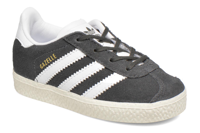 Sneakers Adidas Originals Gazelle I Grå detaljeret billede af skoene