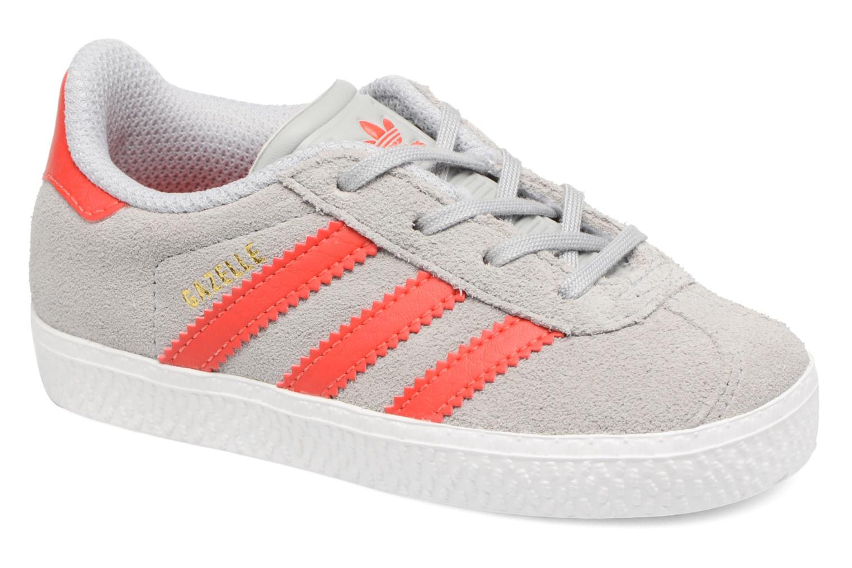 Sneakers Adidas Originals Gazelle I Grigio vedi dettaglio/paio