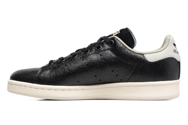 Baskets Adidas Originals Stan Smith Fashion J Noir vue face