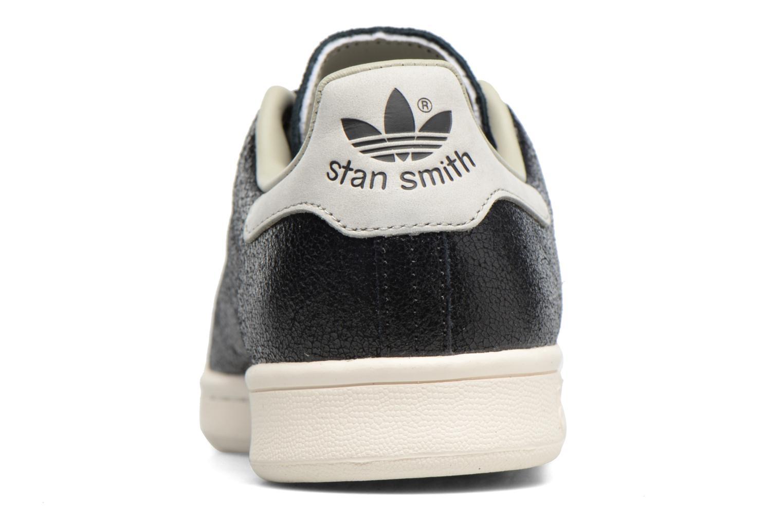 Baskets Adidas Originals Stan Smith Fashion J Noir vue droite
