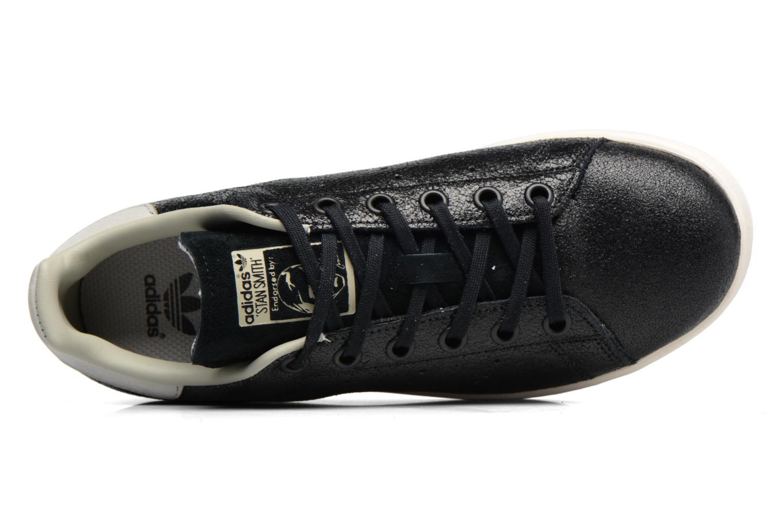 Baskets Adidas Originals Stan Smith Fashion J Noir vue gauche
