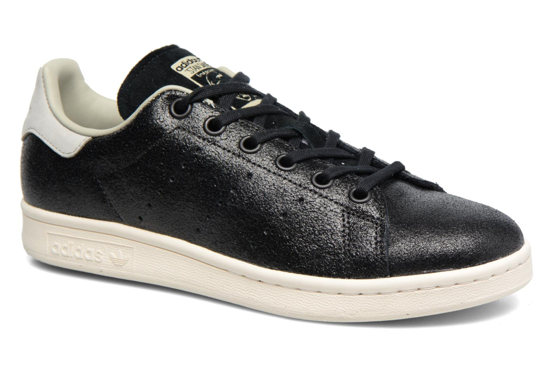 Baskets Adidas Originals Stan Smith Fashion J Noir vue détail/paire