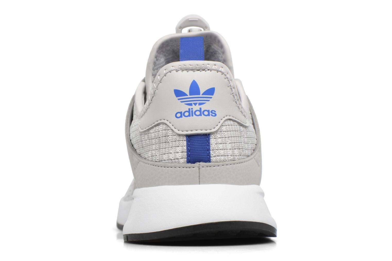 Baskets Adidas Originals X_Plr J Gris vue droite