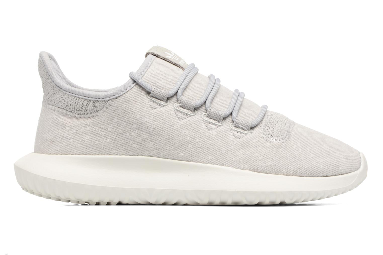 Baskets Adidas Originals Tubular Shadow J Gris vue derrière