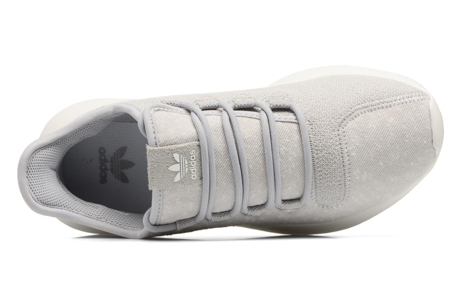 Baskets Adidas Originals Tubular Shadow J Gris vue gauche