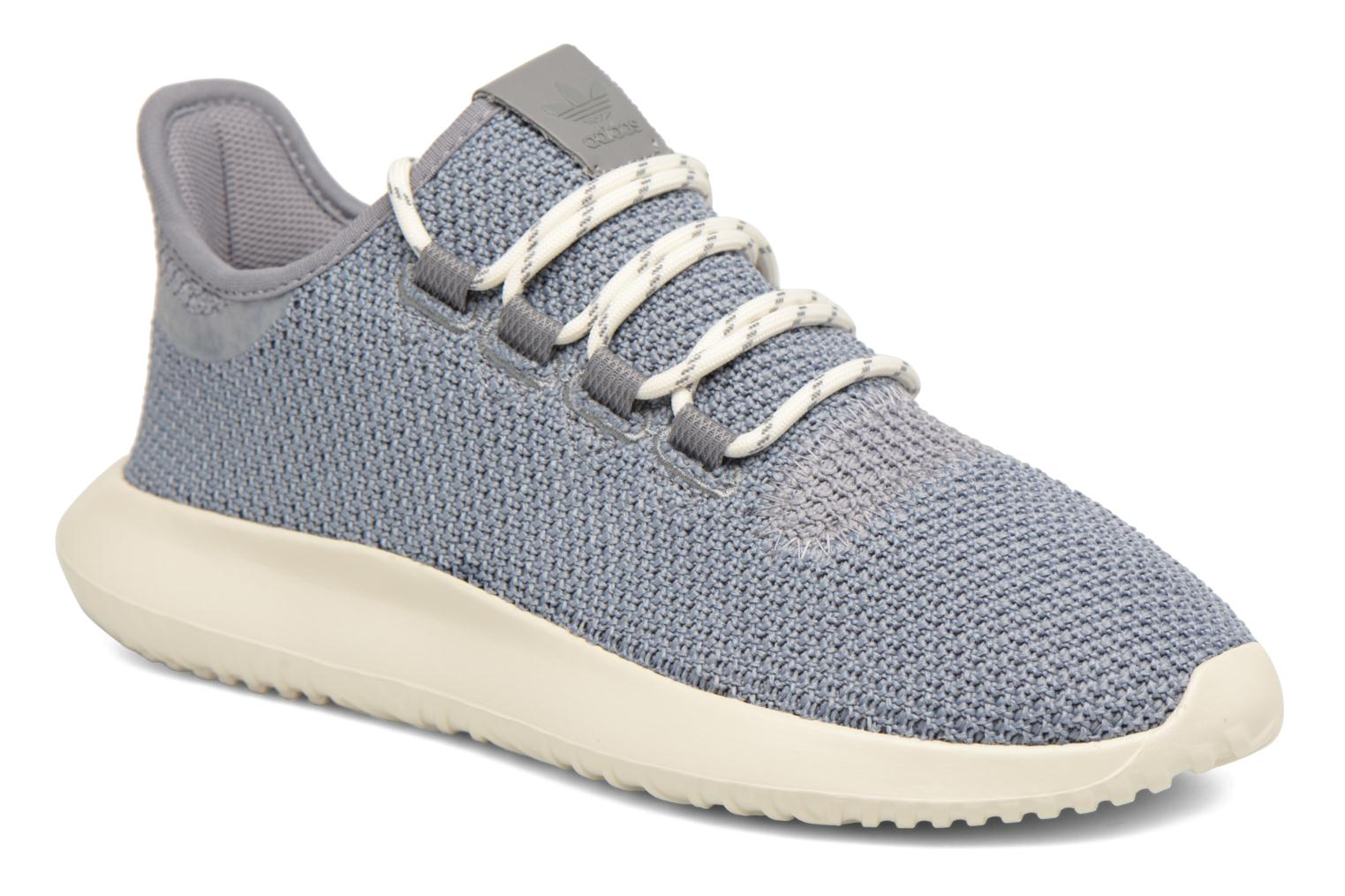 Gritro/Gritro/Blacra Adidas Originals Tubular Shadow J (Gris)