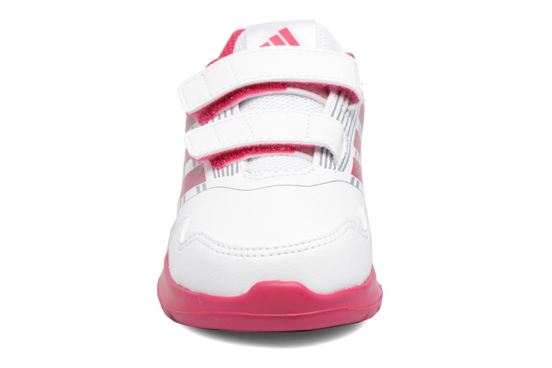 Sneakers Adidas Performance Altarun Cf I Bianco modello indossato