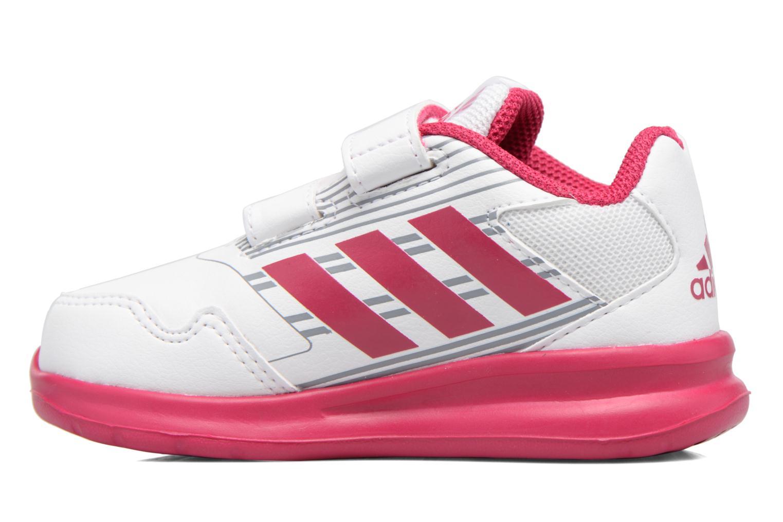 Sneakers Adidas Performance Altarun Cf I Wit voorkant