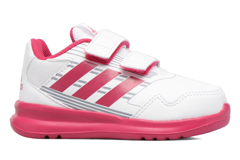 Sneakers Adidas Performance Altarun Cf I Wit achterkant